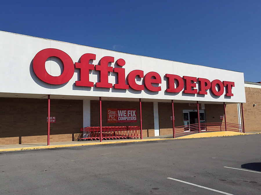 Office Depot In Knoxvilletn 7111 Kingston Pike