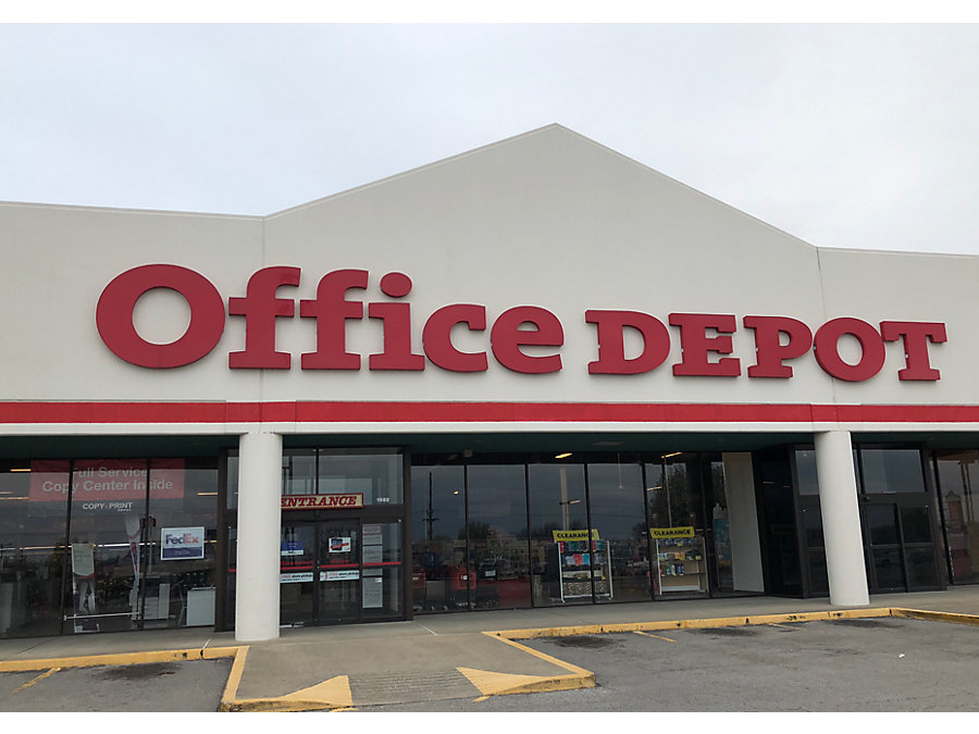 Office Depot In MADISONTN