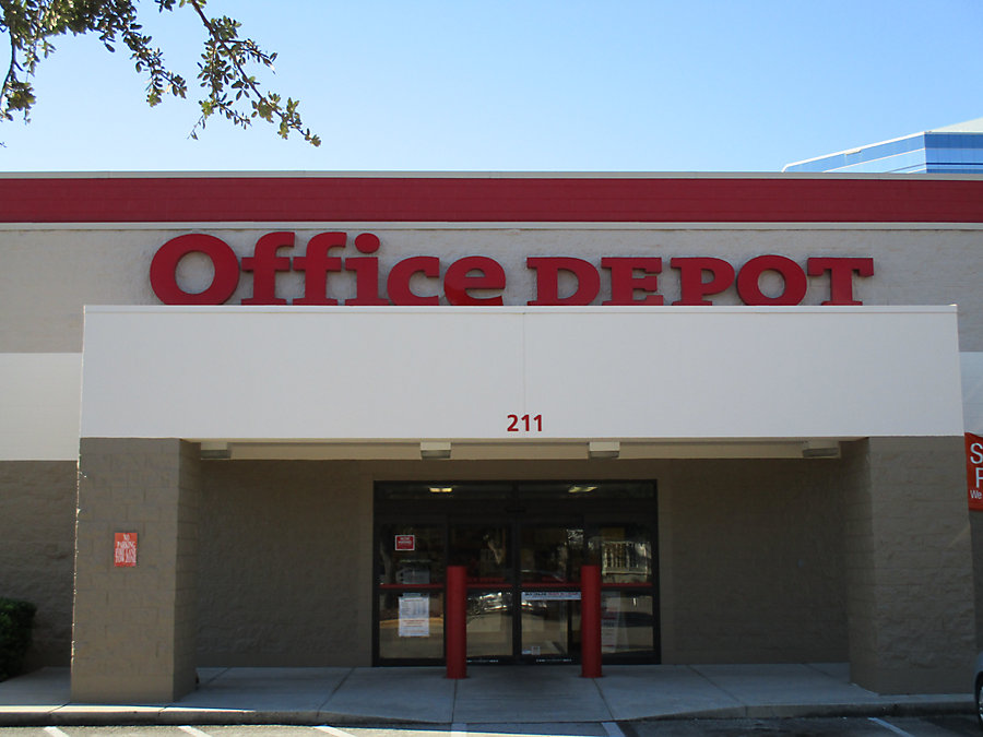 Office Depot In Tampafl 211 N Dale Mabry Hwy
