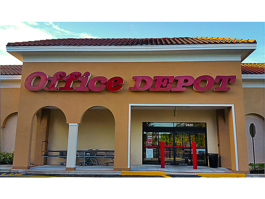 Office Depot 211 Palm Beach Gardens Fl 33410