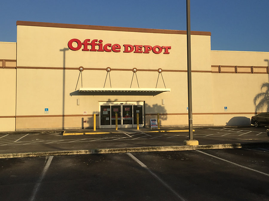 Office Depot #213 - MIAMI SPRINGS, FL 33166