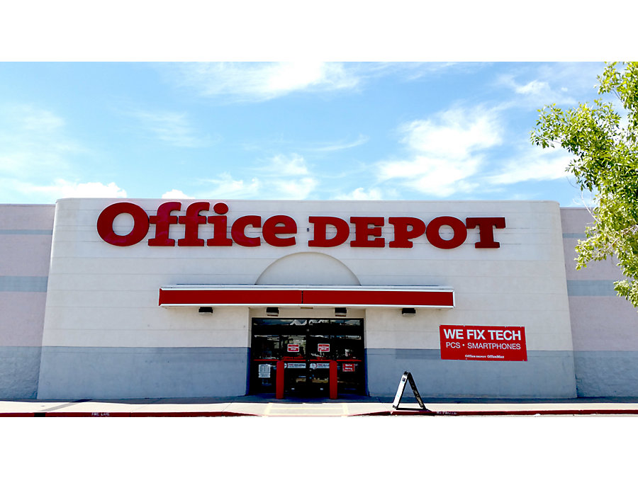 Office Depot in EL PASO,TX - 801 SUNLAND PARK DR SPACE B