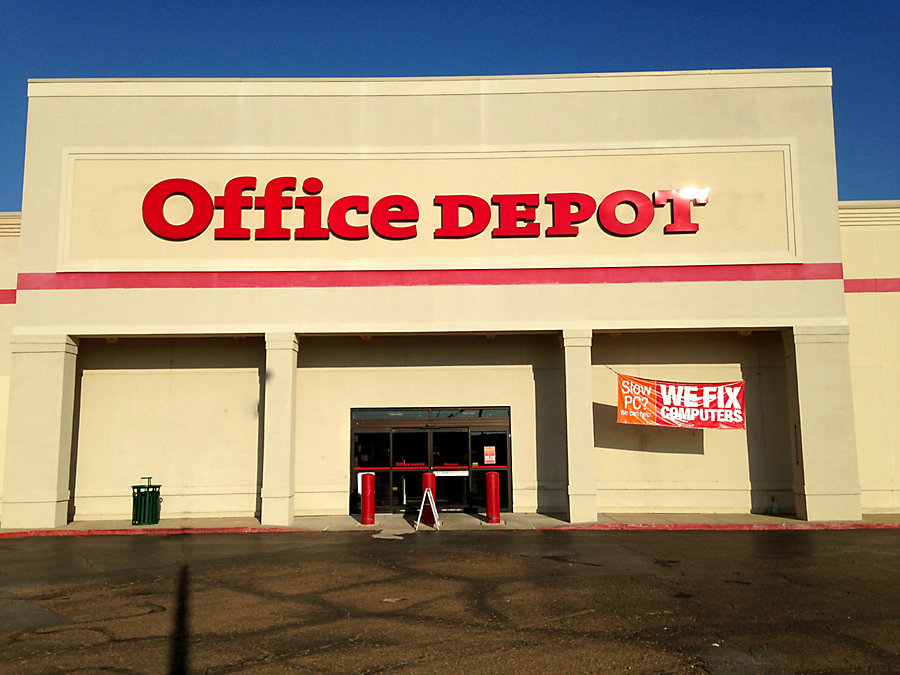 Astonishing Office Depot In Alexandria La 1804 C Macarthur Drive Home Interior And Landscaping Eliaenasavecom