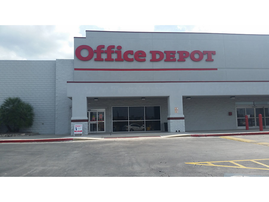 Office Depot In San Antonio Tx 13484 San Pedro Avenue