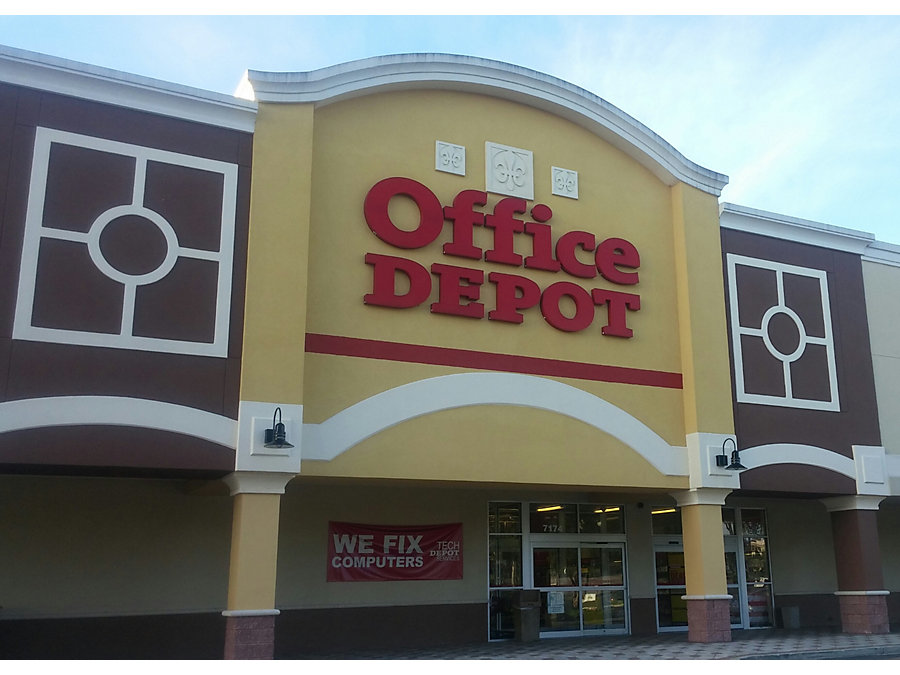 Office Depot   Orlando Fl