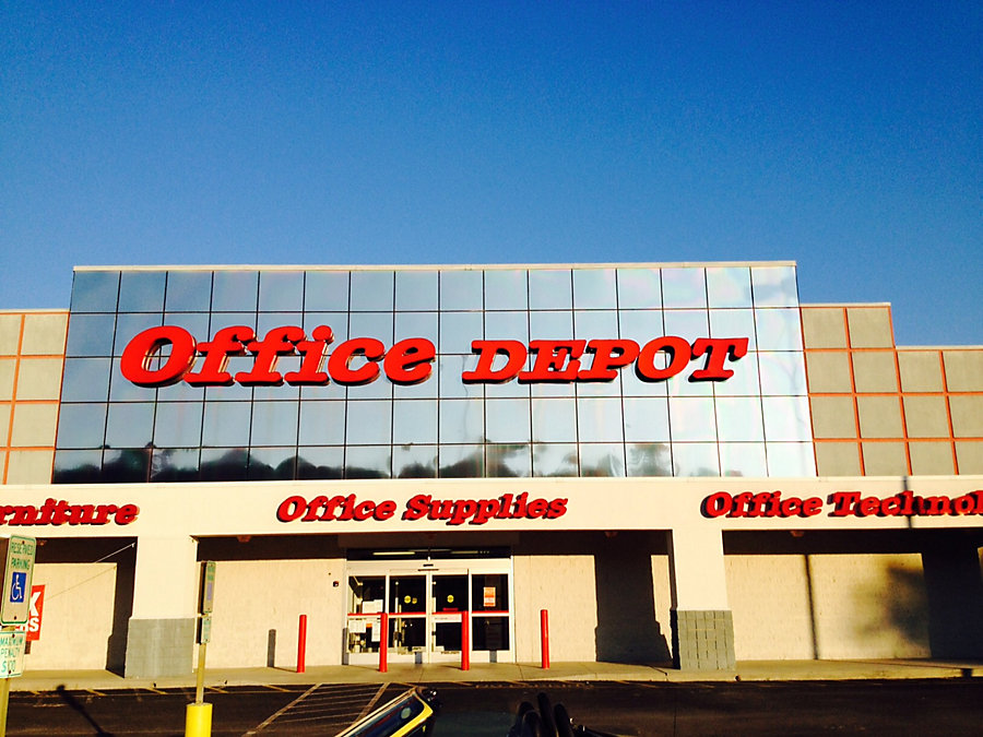 Office Depot #536 - KNOXVILLE, TN 37917