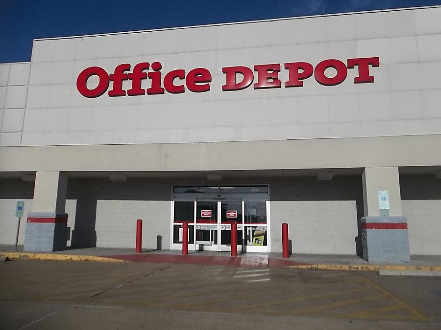 & Office Depot #630 - HUNTSVILLE TX 77320