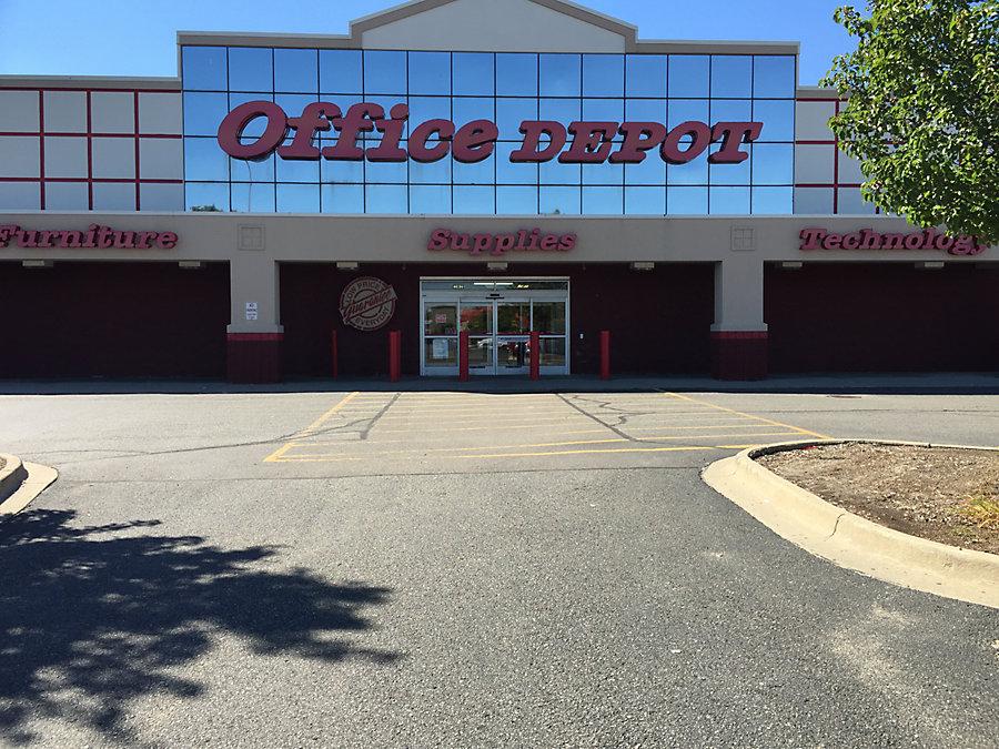 Office Depot In Woodhaven Mi 23420 Allen Road