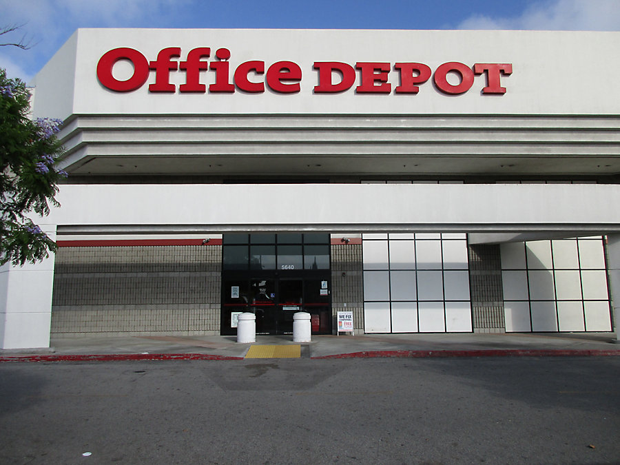 Office Depot in CULVER CITY,CA - 5640 SEPULVEDA BLVD