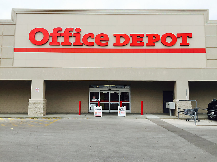 Office Depot | OfficeMax delivers winning solutions to inspire a better work environment. The company is a global supplier of general office tools, computer supplies, business machines, and office furniture – all of which are designed to enable and unleash the creativity of successful businessmen and women.