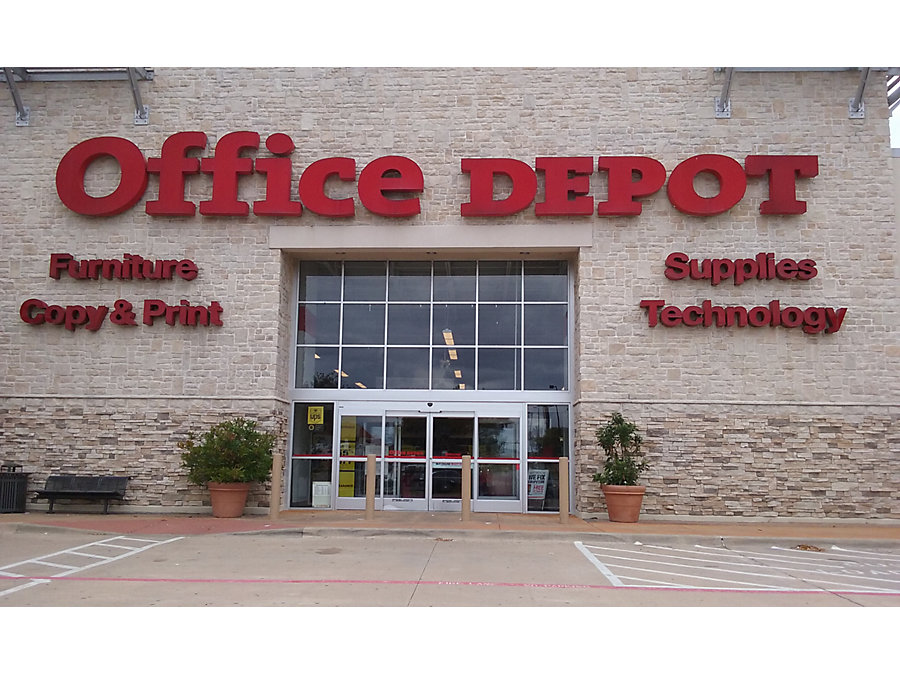 office depot in grand prairie tx 2503 west interstate 20. Black Bedroom Furniture Sets. Home Design Ideas