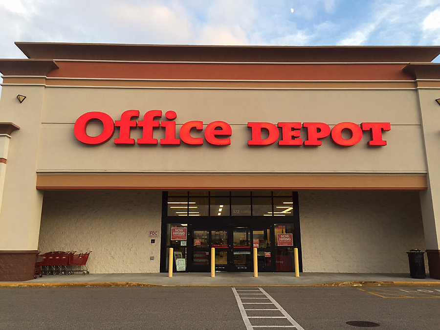 Office Depot #2200 - NORTH MYRTLE BEACH, SC 29582