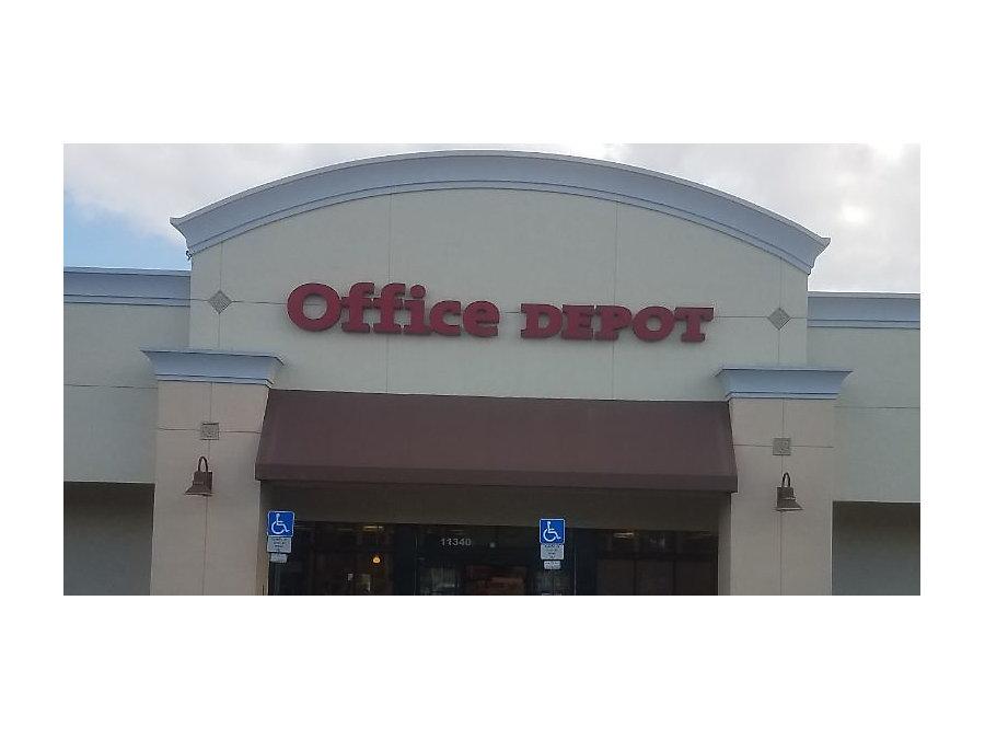 fice Depot in PEMBROKE PINES FL PINES BLVD
