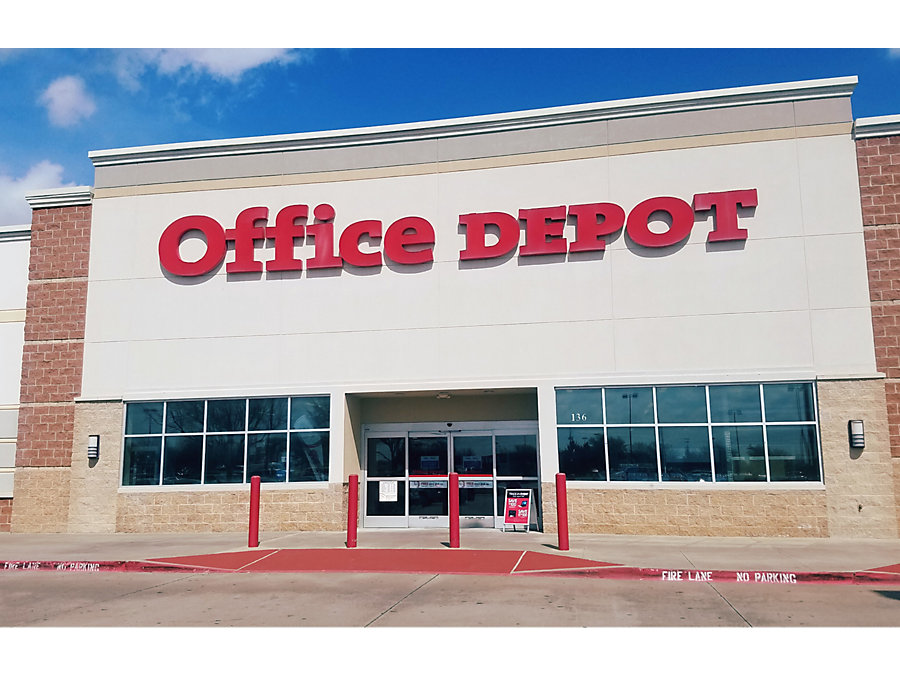Office Depot #2325 - BURLESON, TX 76028