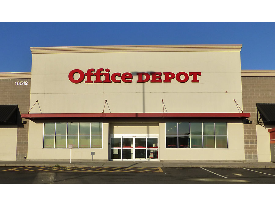 Office Depot In Marysvillewa 16512 Twin Lakes Ave Ne