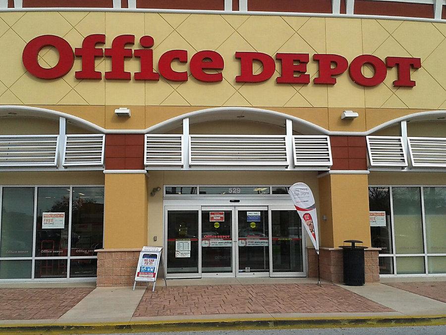 Office Depot in CLEARWATER,FL - 529 S  BELCHER ROAD