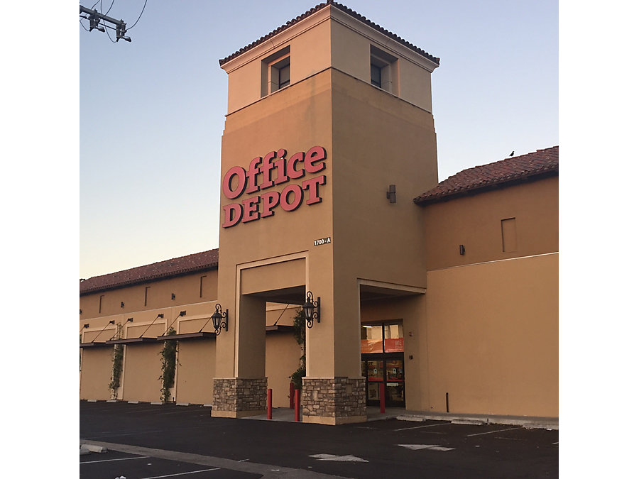 Office Depot Manhattan Beach Ca
