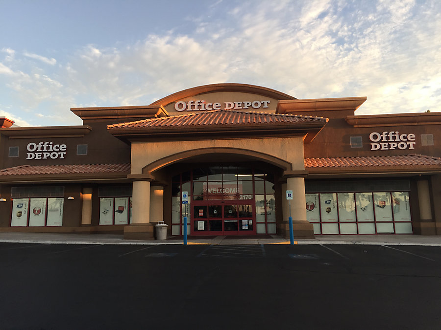 Office Depot #3351 - LAS VEGAS, NV 89108