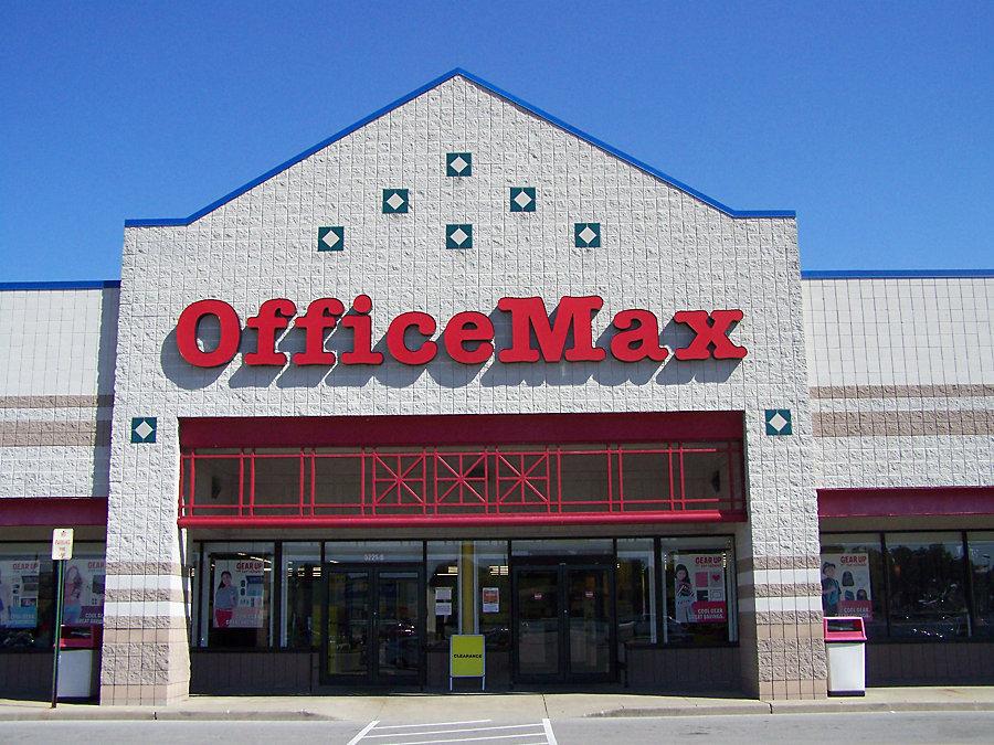 Office Max In Toledooh 5221 Monroe Street