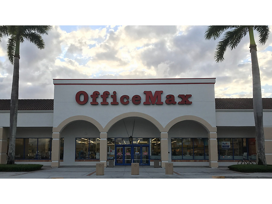 Officemax 6133 boca raton fl 33498 reheart Image collections