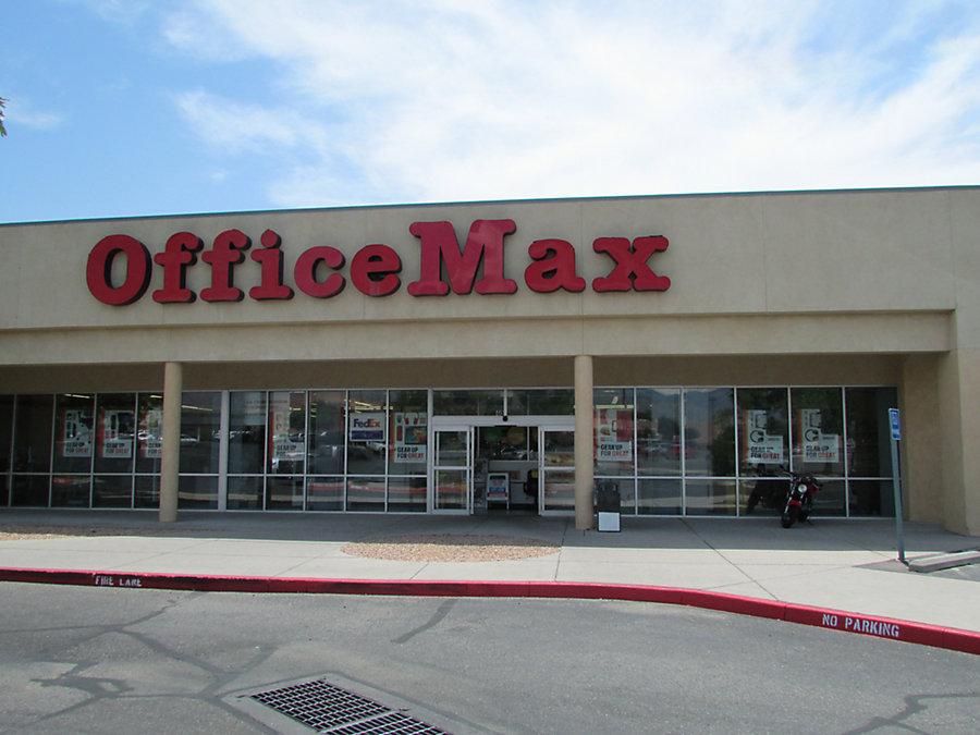 Office Depot In Albuquerquenm 40 Hotel Circle Ne