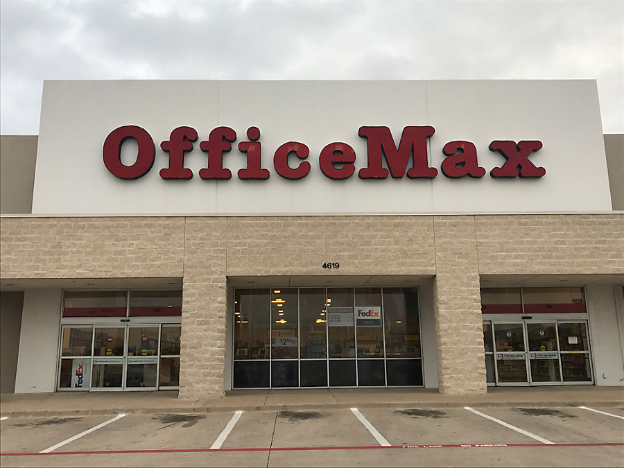 OfficeMax #6286 - S.ARLINGTON, TX 76017