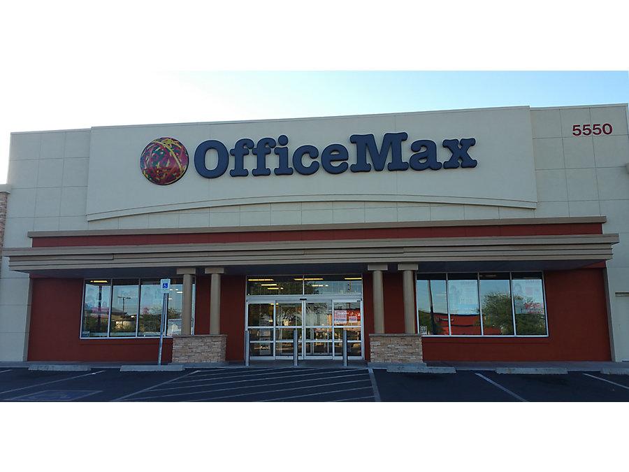 Officemax 6290 tucson az 85711 colourmoves