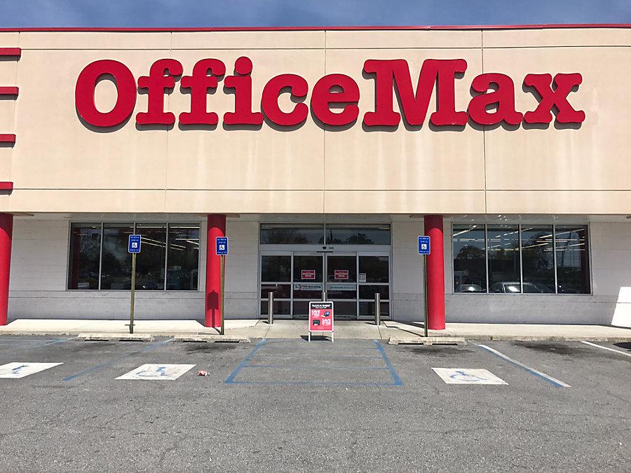 Office Max In Valdostaga 1530 Baytree Road