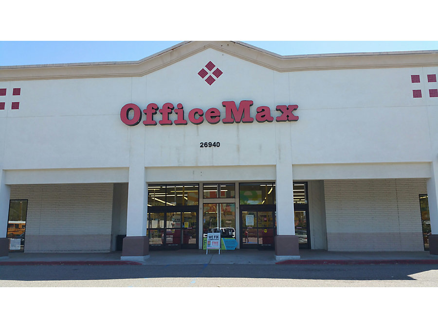 Office Max In Mission Viejo Ca 26940 Crown Valley Pkwy