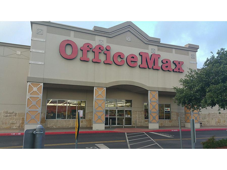 Office Max in SAN ANTONIO,TX - 255 E  BASSE RD  STE 1510