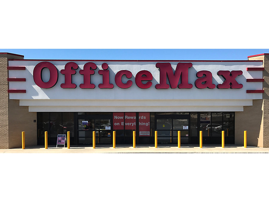 Office Max In Cookeville Tn 575b South Jefferson Ave