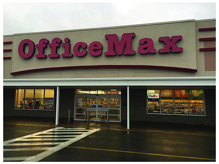 Office Max In Hanoverma 1775 Washington Street
