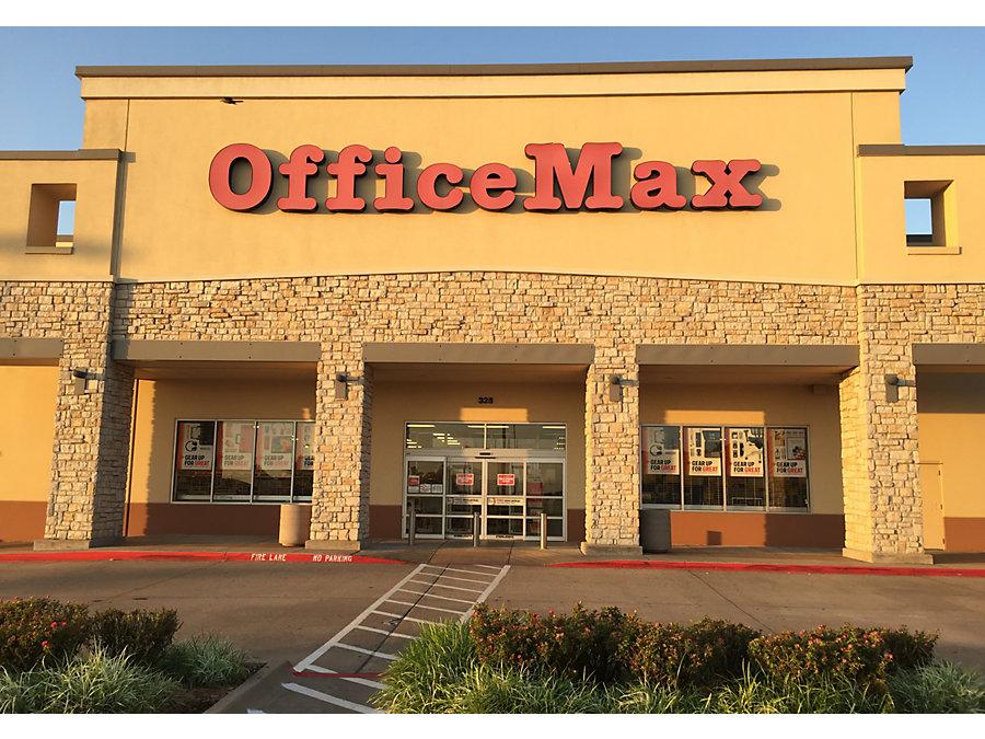 Office Max In Cedar Hill Tx 328 North Highway 67 Ste 328