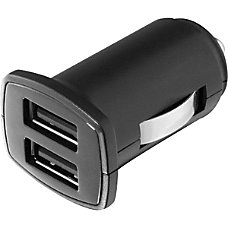 Aluratek Dual USB Auto Charger 2