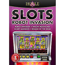 Hoyle Robot Invasion Download Version