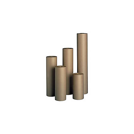 "Office Depot® Brand 100% Recycled Kraft Paper Roll, 40 Lb, 36"" x 900'"