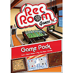 Rec Room Volume 2 Game Pack