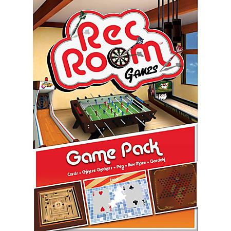 Rec Room Volume 2: Game Pack , Download Version