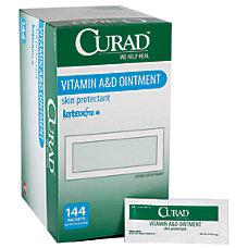 CURAD A D Ointment 018 Oz