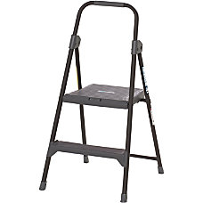 Louisville 2 Steel Domestic Step Stool