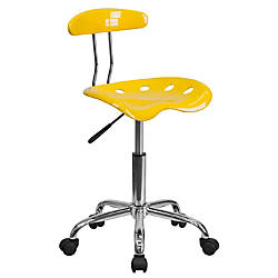 Flash Furniture Vibrant Low Back Task