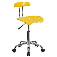 Flash Furniture Vibrant Low Back Task