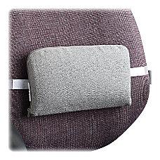 Master Caster Adjustable Foam Lumbar Backrest