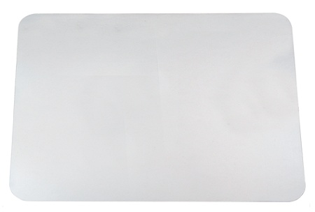 Office Depot Brand Desk Pad With Microban 20 X 36 Clear Item 100613