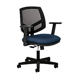 HON Volt Mid Back Chair Navy