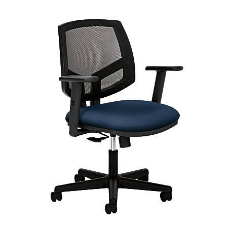 HON® Volt® Mid-Back Chair, Navy