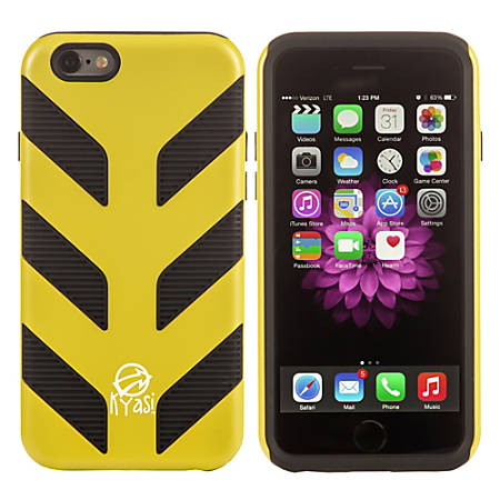 Kyasi Prime Mech Case For Apple® iPhone® 6 Plus, Yellow