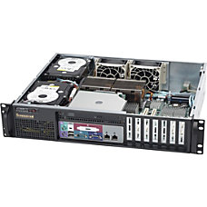 Supermicro SC523L 520B Chassis Rack mountable