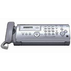 Panasonic Plain Paper FaxCopier with Caller