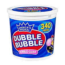 Dubble Bubble Americas Original Bubble Gum